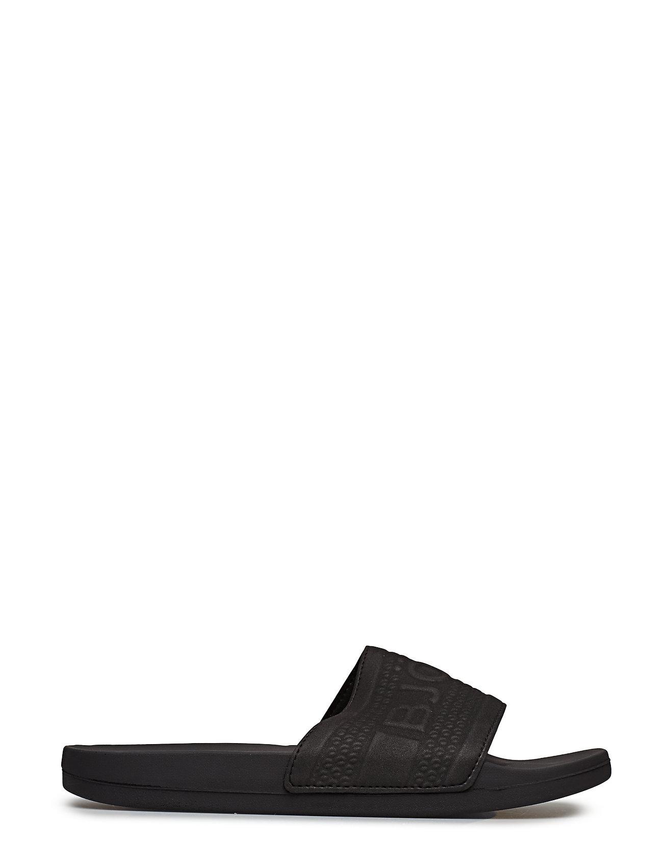 Romeo M Shoes Summer Shoes Pool Sliders Sort Björn Borg