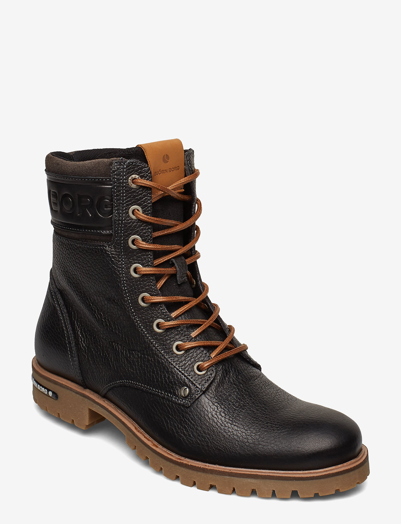Björn Borg - Kevin High M - laced boots - black - 0