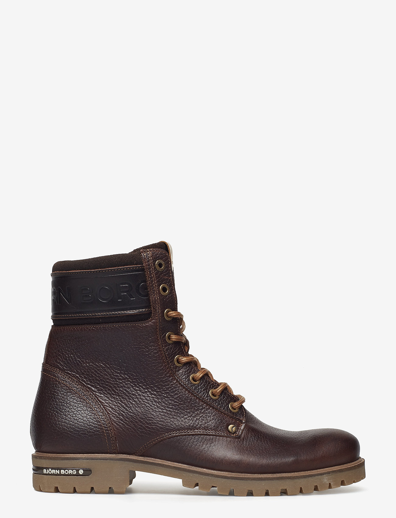 Björn Borg - Kevin High M - laced boots - dark brown - 1