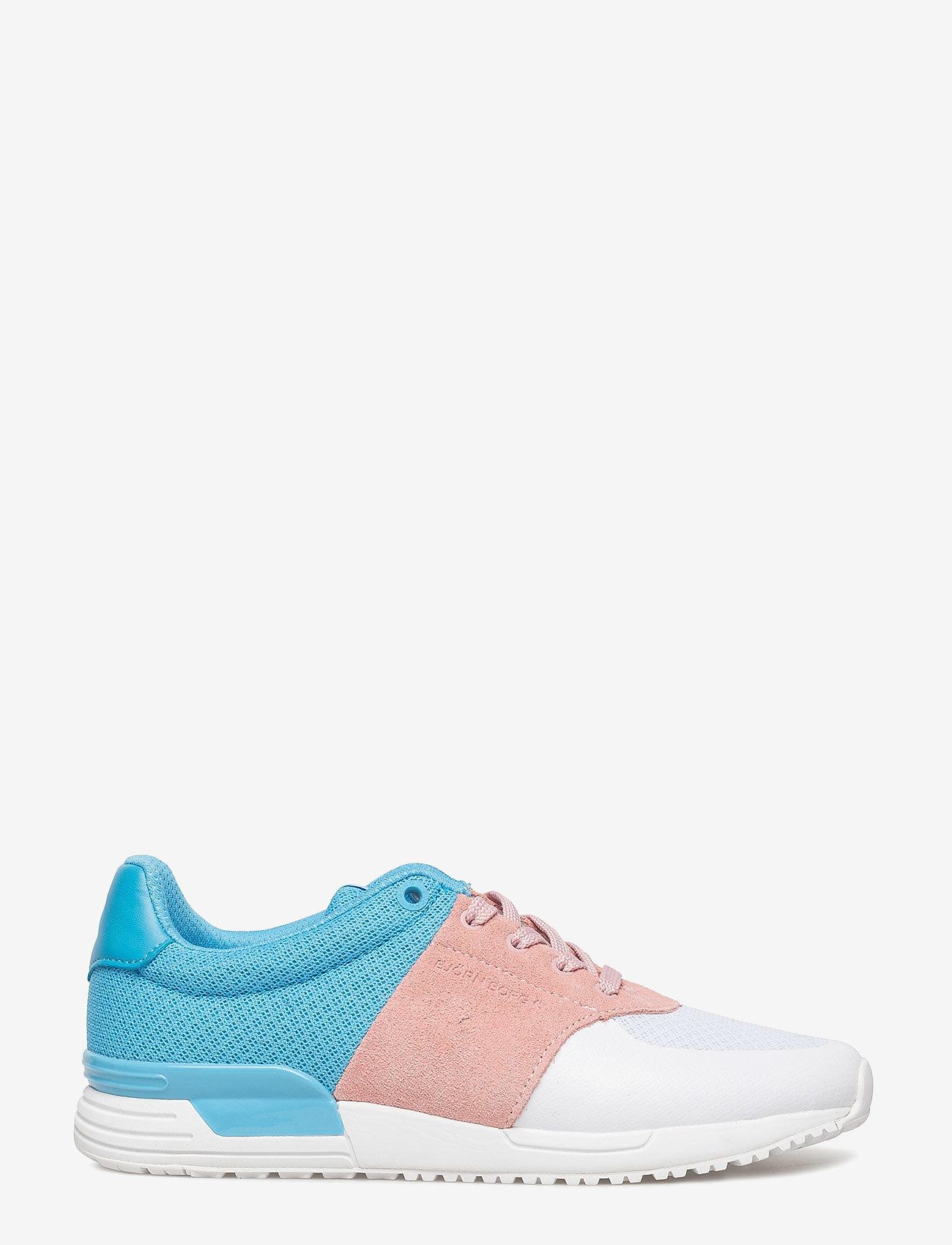 Björn Borg - R100 Low Tri W - low top sneakers - white-lt blue - 1