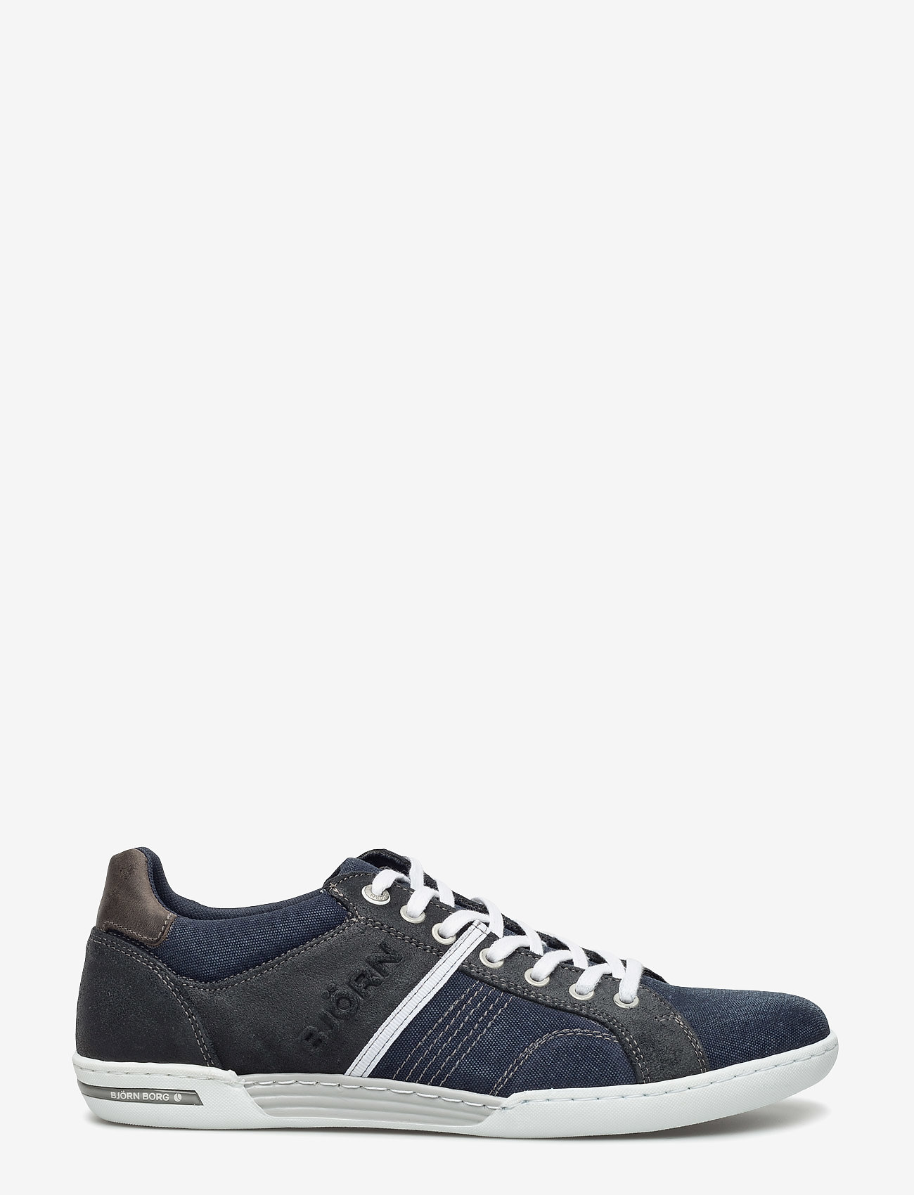 Björn Borg - Coltrane Cvs - laag sneakers - navy-dk grey - 1
