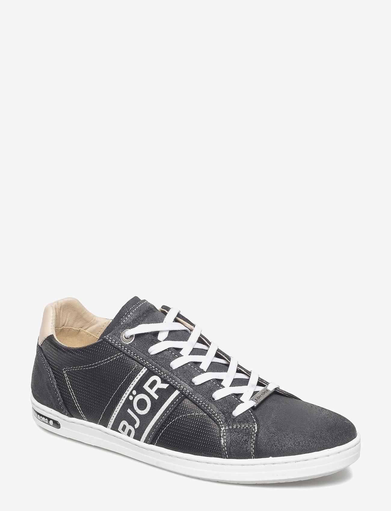 Björn Borg - Geoff Chapa - laag sneakers - black - 0