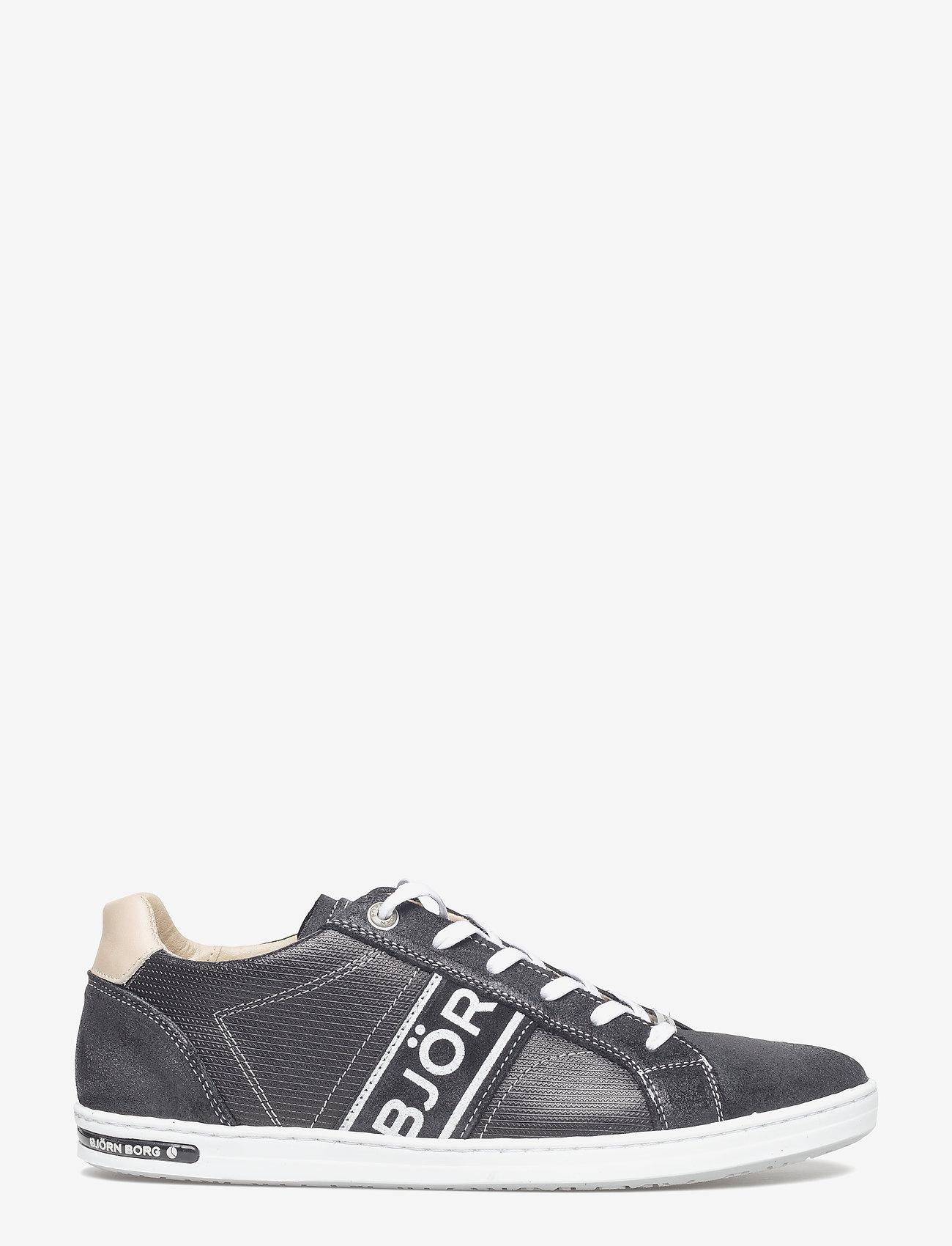 Björn Borg - Geoff Chapa - laag sneakers - black - 1