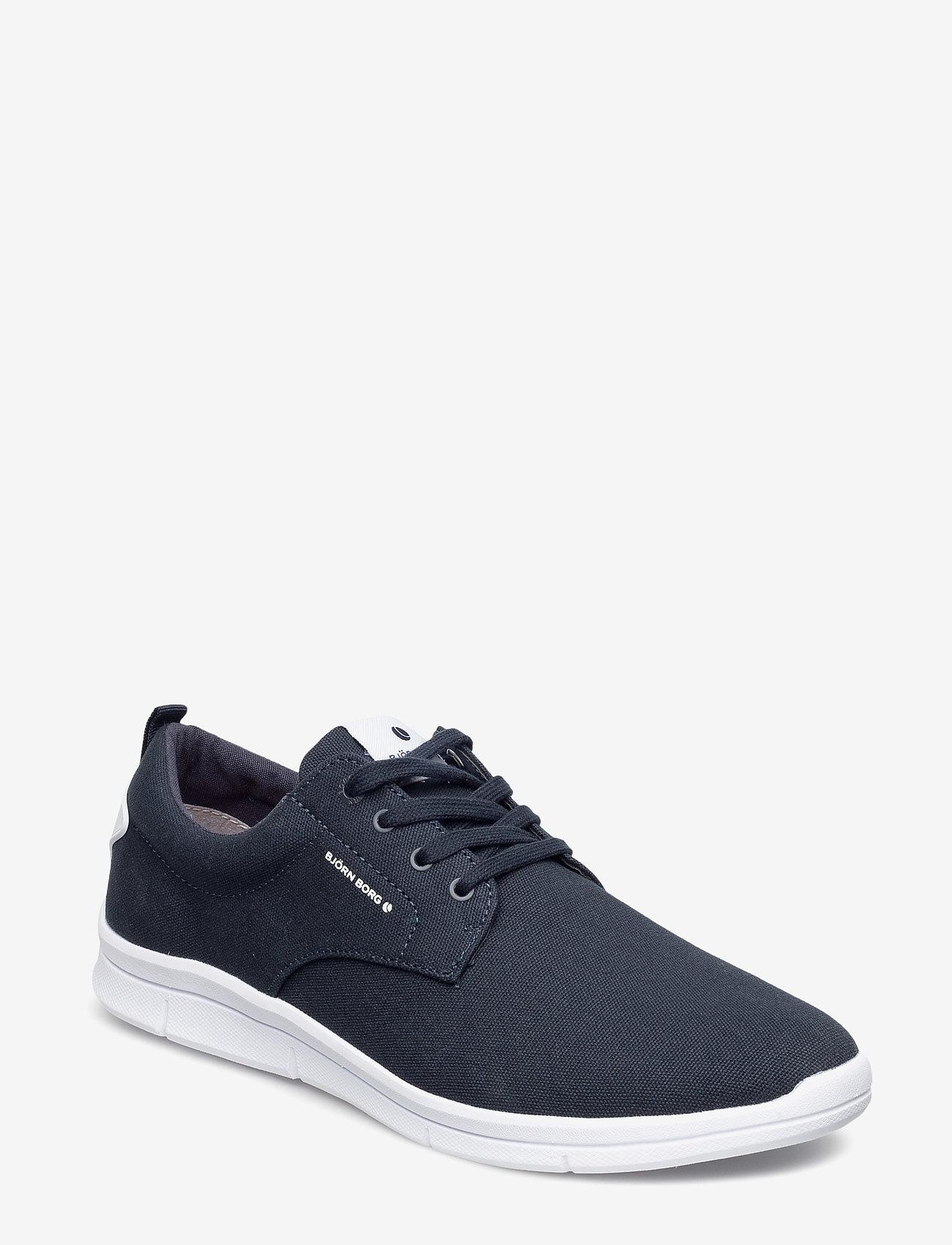 Björn Borg - X200 Low Cvs M - laag sneakers - navy - 0