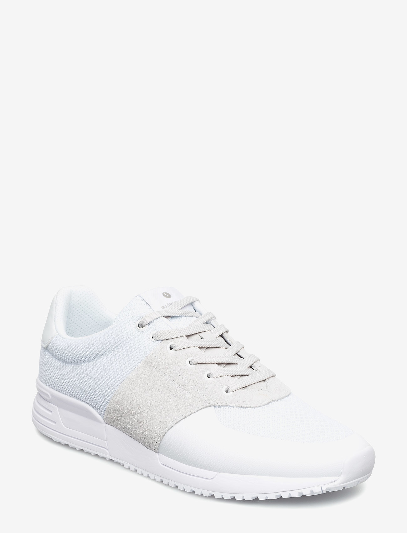 Björn Borg - R100 LOW MSH M - laag sneakers - white - 0