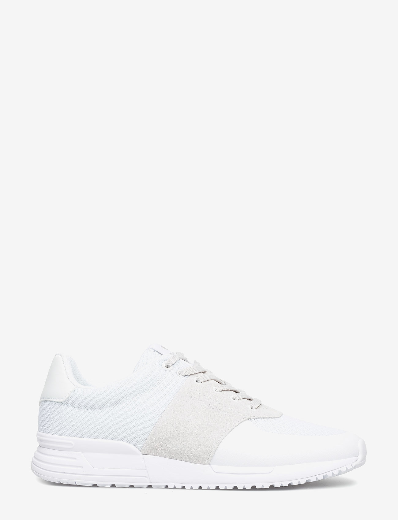 Björn Borg - R100 LOW MSH M - laag sneakers - white - 1