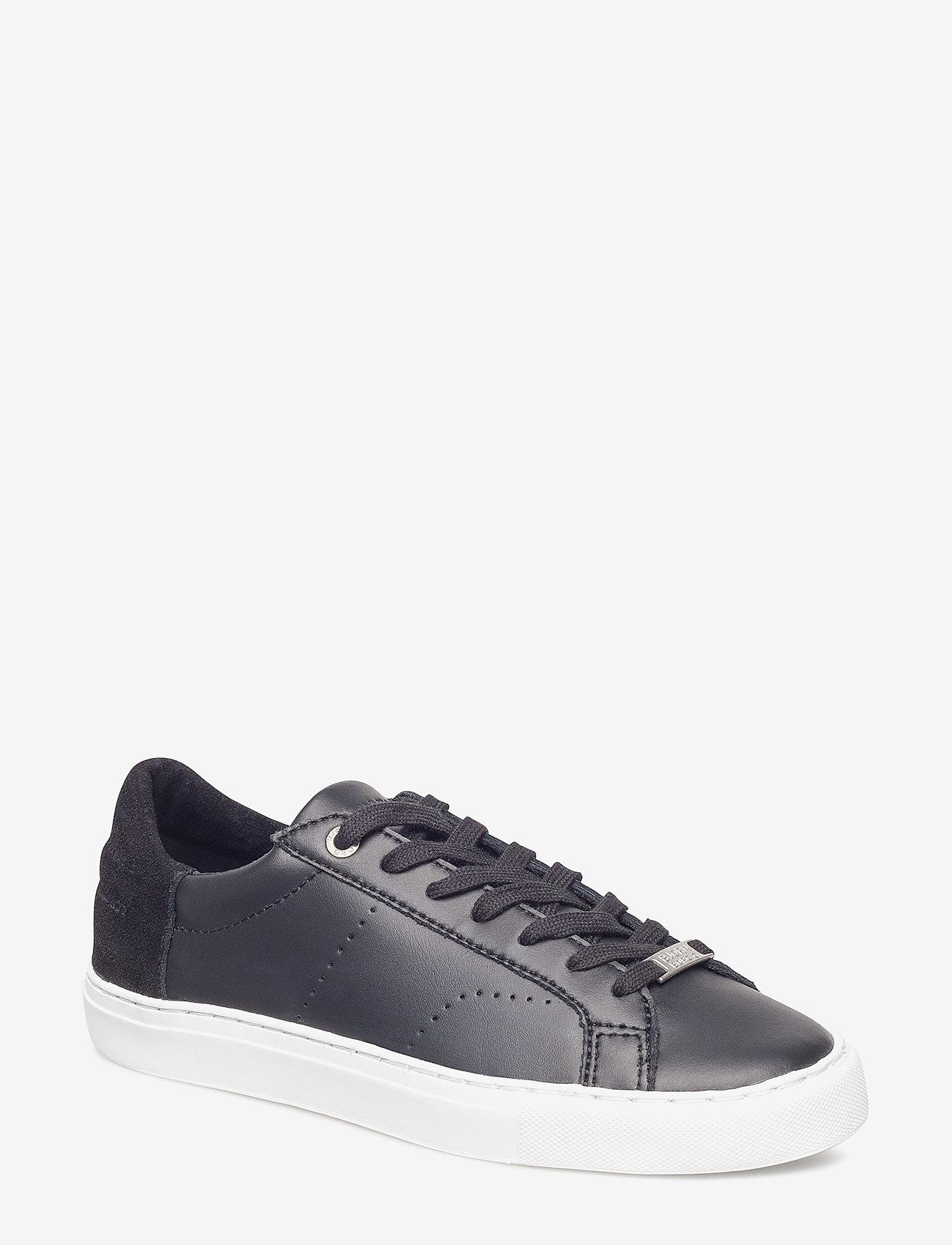 Björn Borg - T200 Low Fcy W - low top sneakers - black - 0