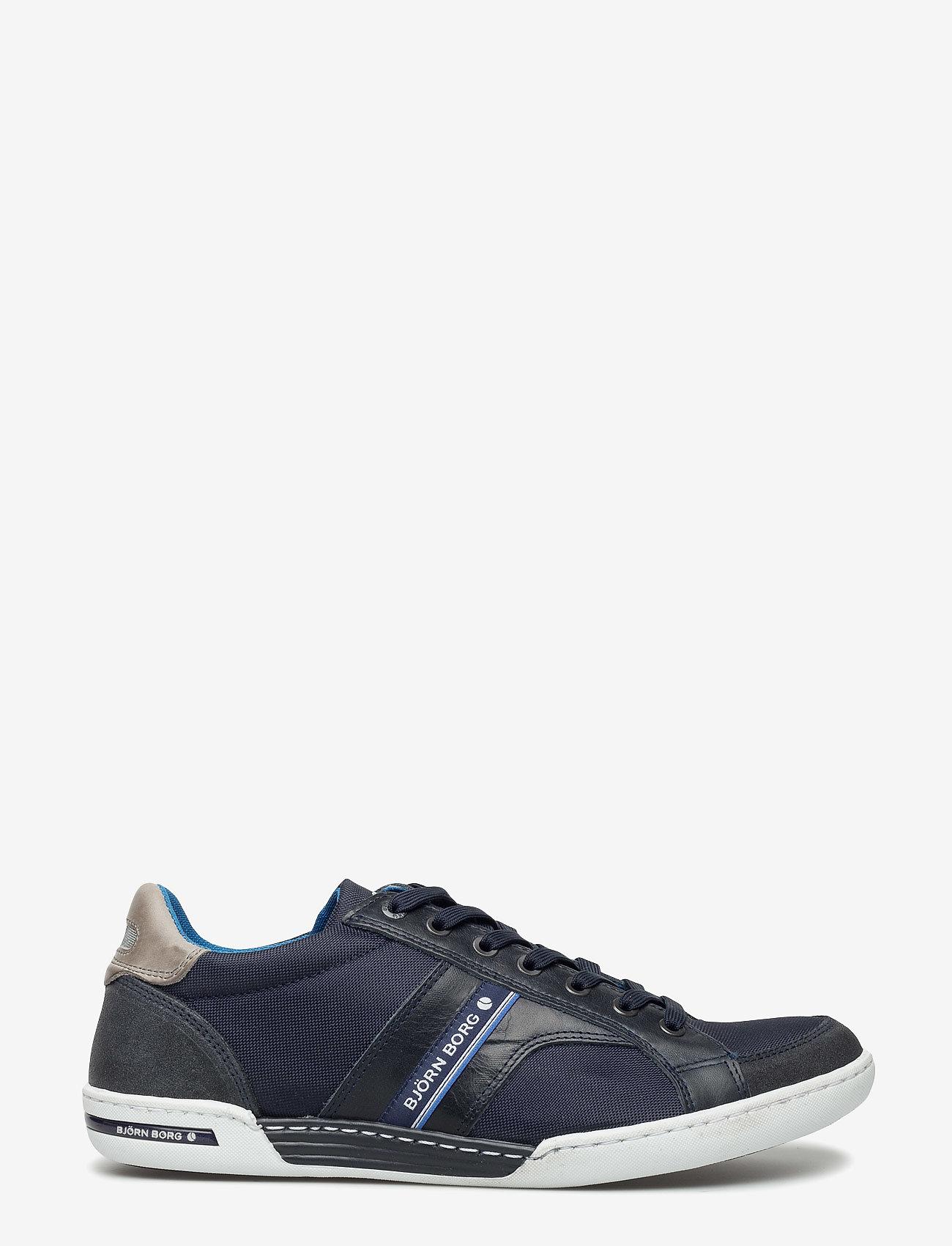 Björn Borg - Henry Nnyl - laag sneakers - navy/blue - 1