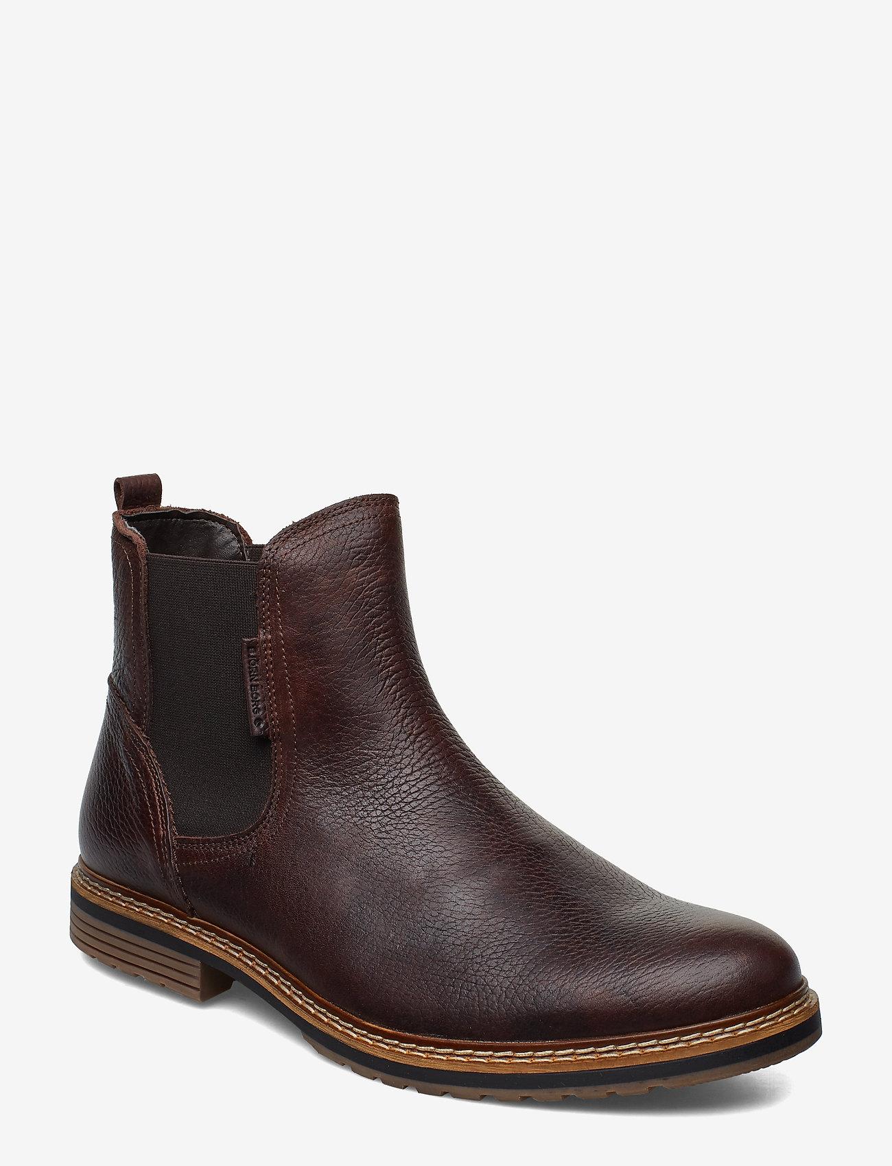 Björn Borg - JENS CHS M - chelsea boots - dark brown - 0