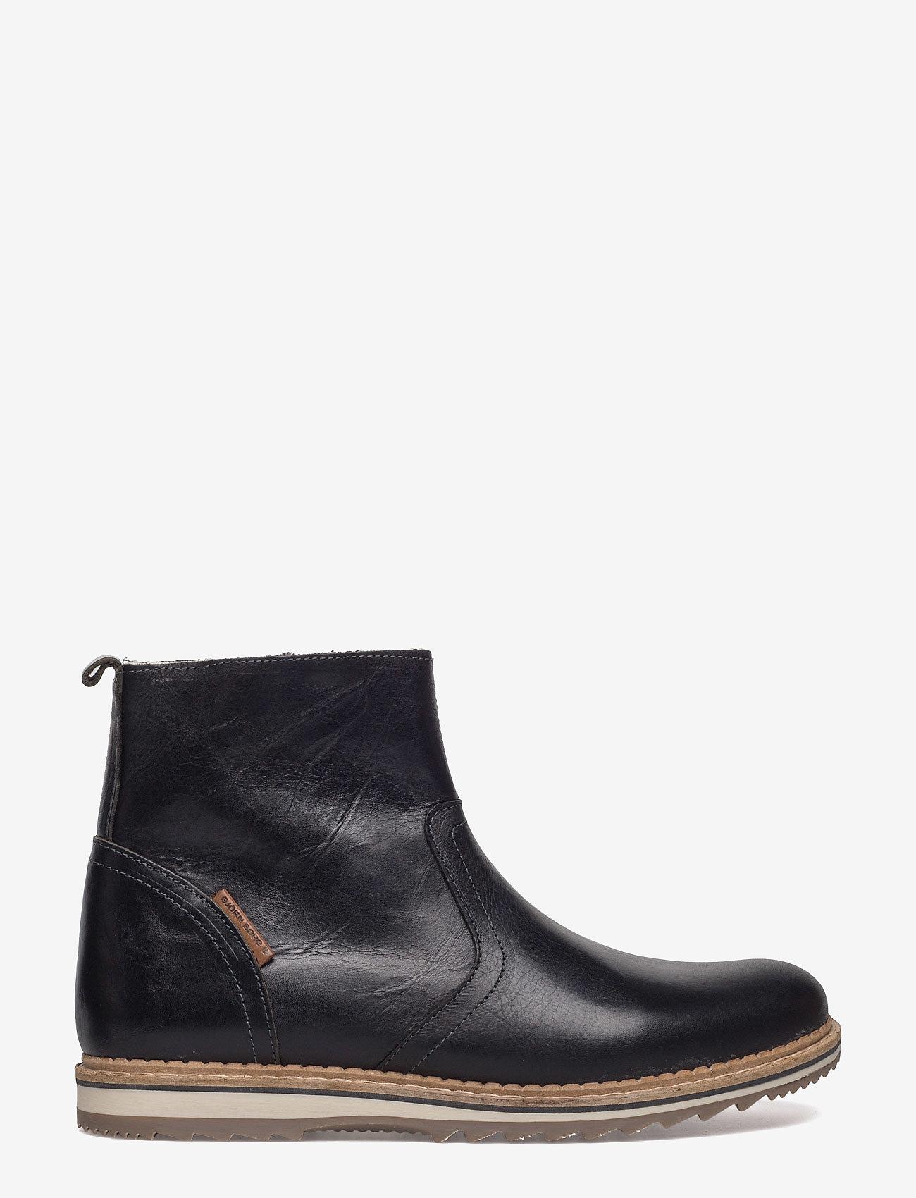Björn Borg - Myka Z Mid Fur M - winter boots - black - 1