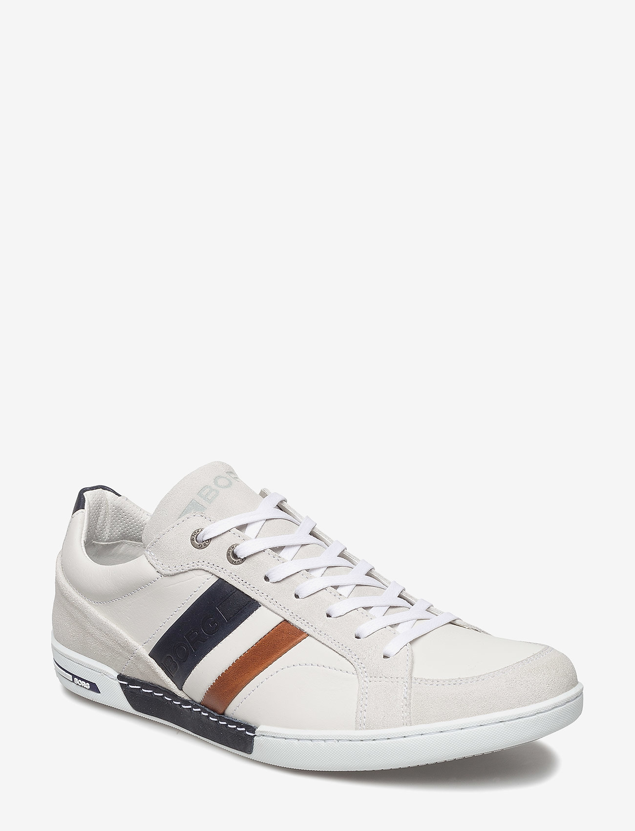 Björn Borg - Hyde Rto M - laag sneakers - white-navy - 0