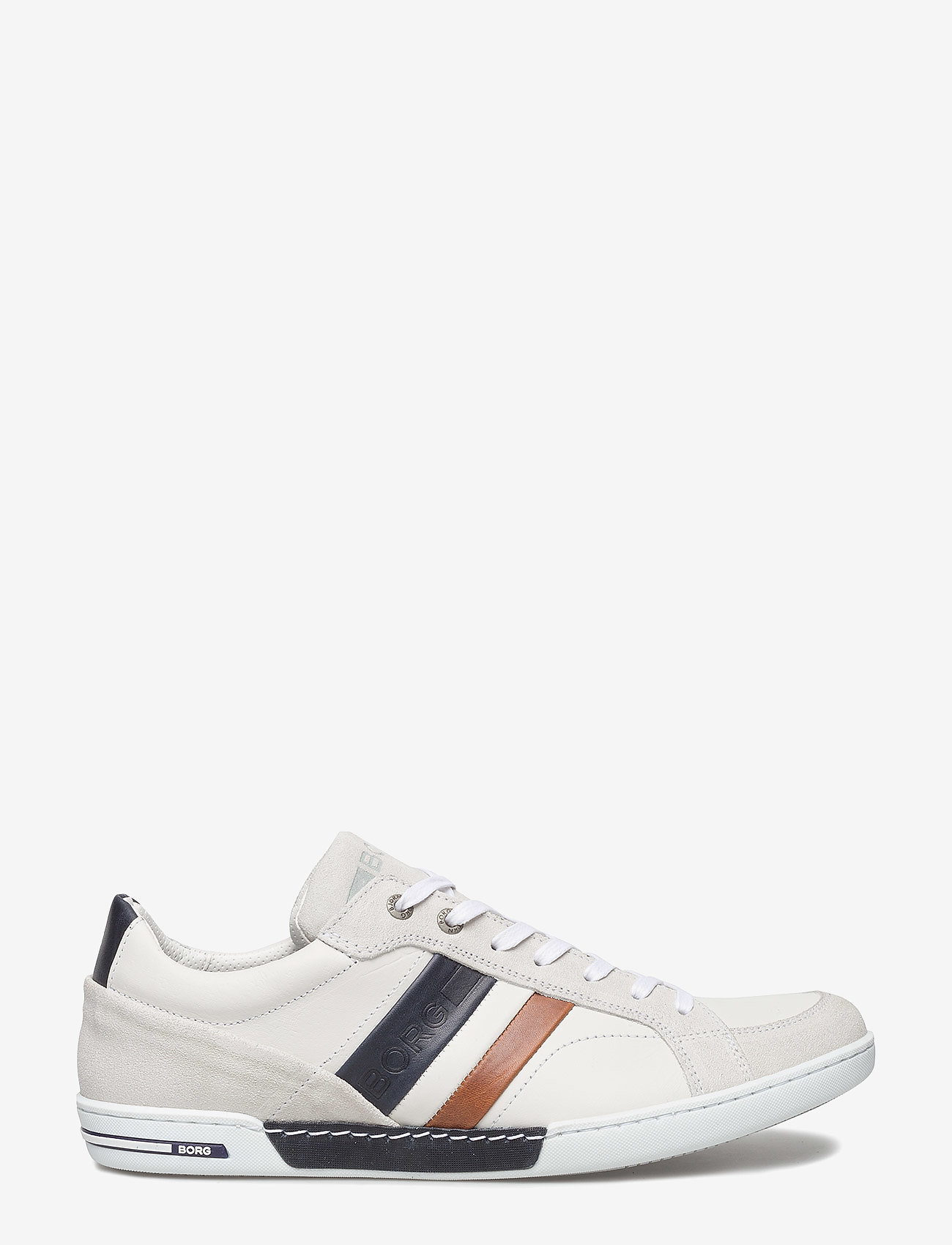 Björn Borg - Hyde Rto M - laag sneakers - white-navy - 1