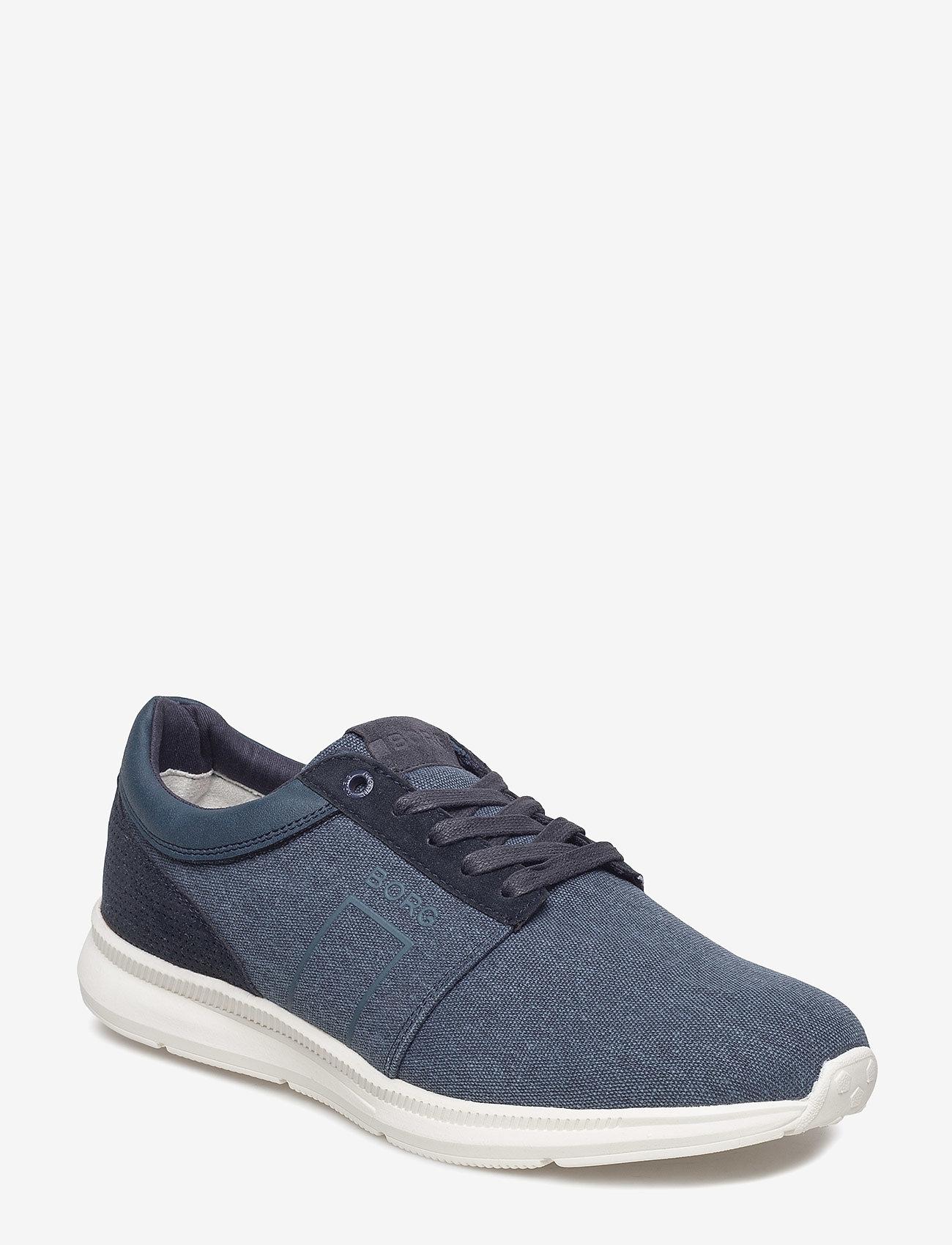 Björn Borg - R500 Low Cvs M - laag sneakers - navy - 0