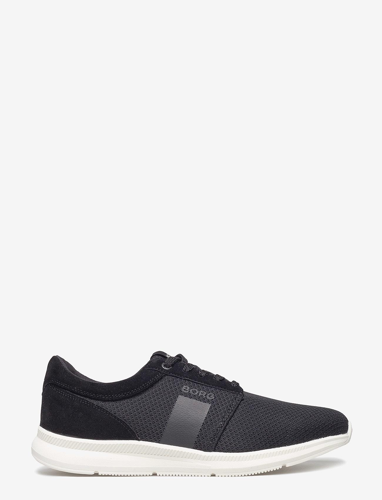 Björn Borg - R500 Low Msh M - laag sneakers - black - 1