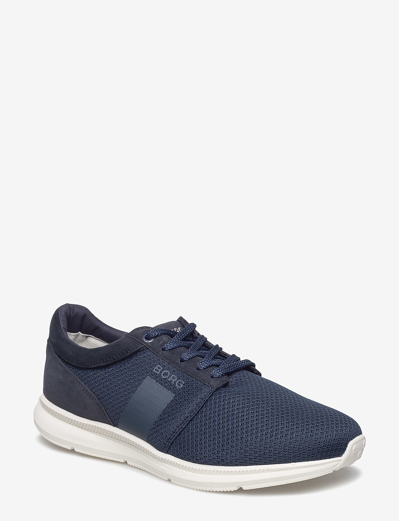 Björn Borg - R500 Low Msh M - laag sneakers - navy - 0