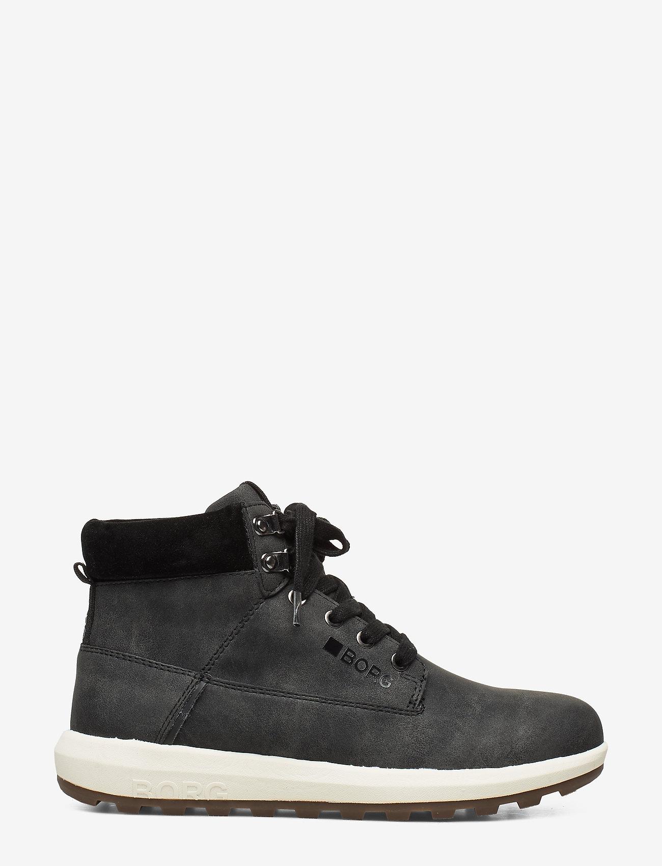 Björn Borg - R800 Hgh Fur W - high top sneakers - black - 1