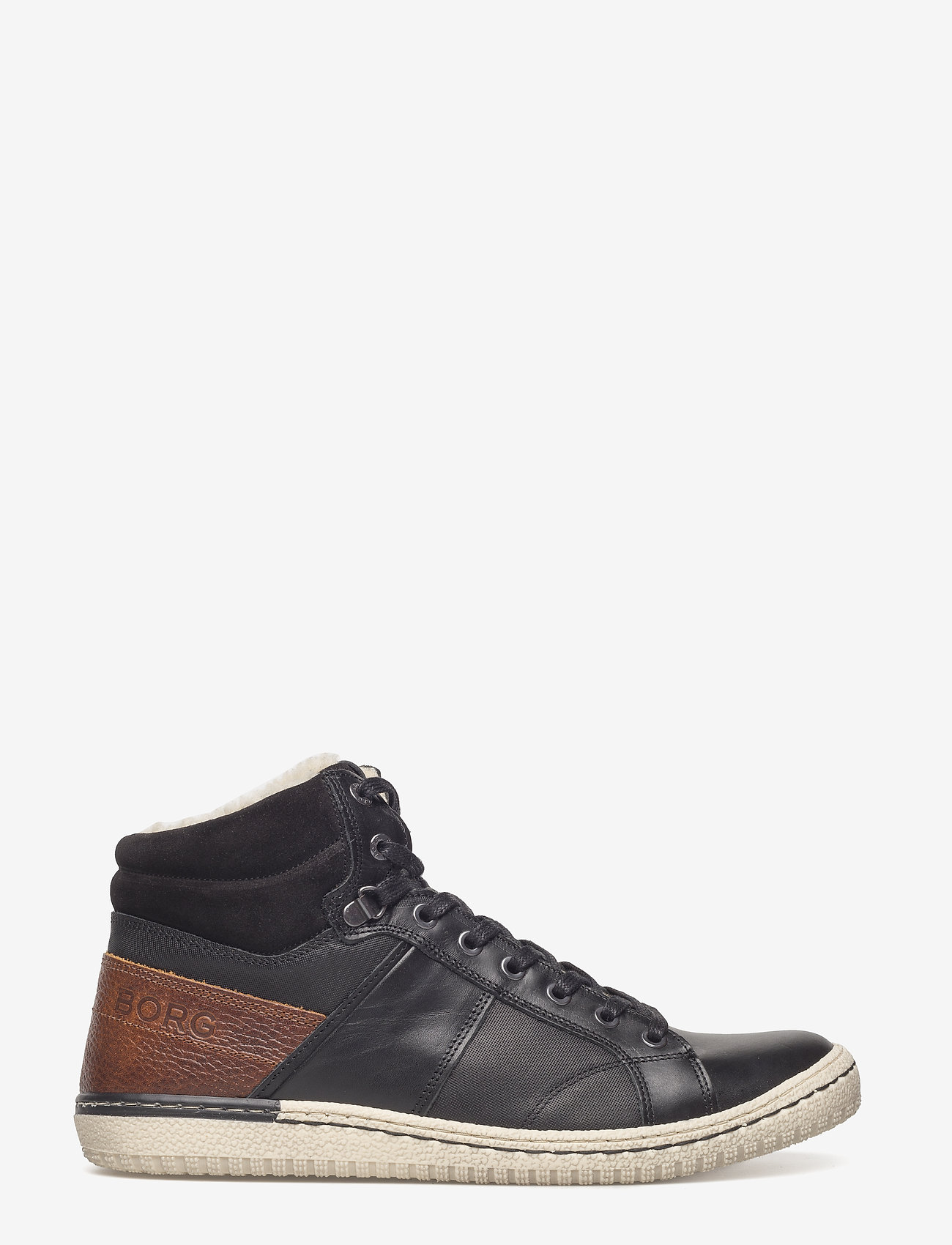 Björn Borg - ALVIN MID M - winter boots - black - 1