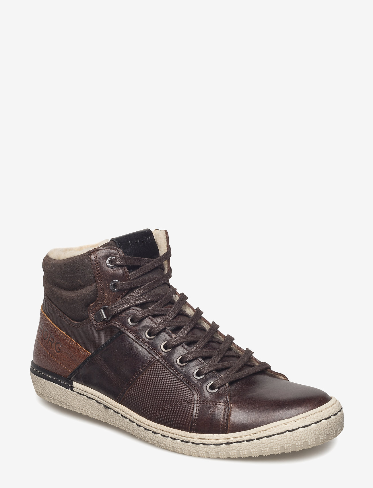 Björn Borg - ALVIN MID M - winter boots - dark brown - 0