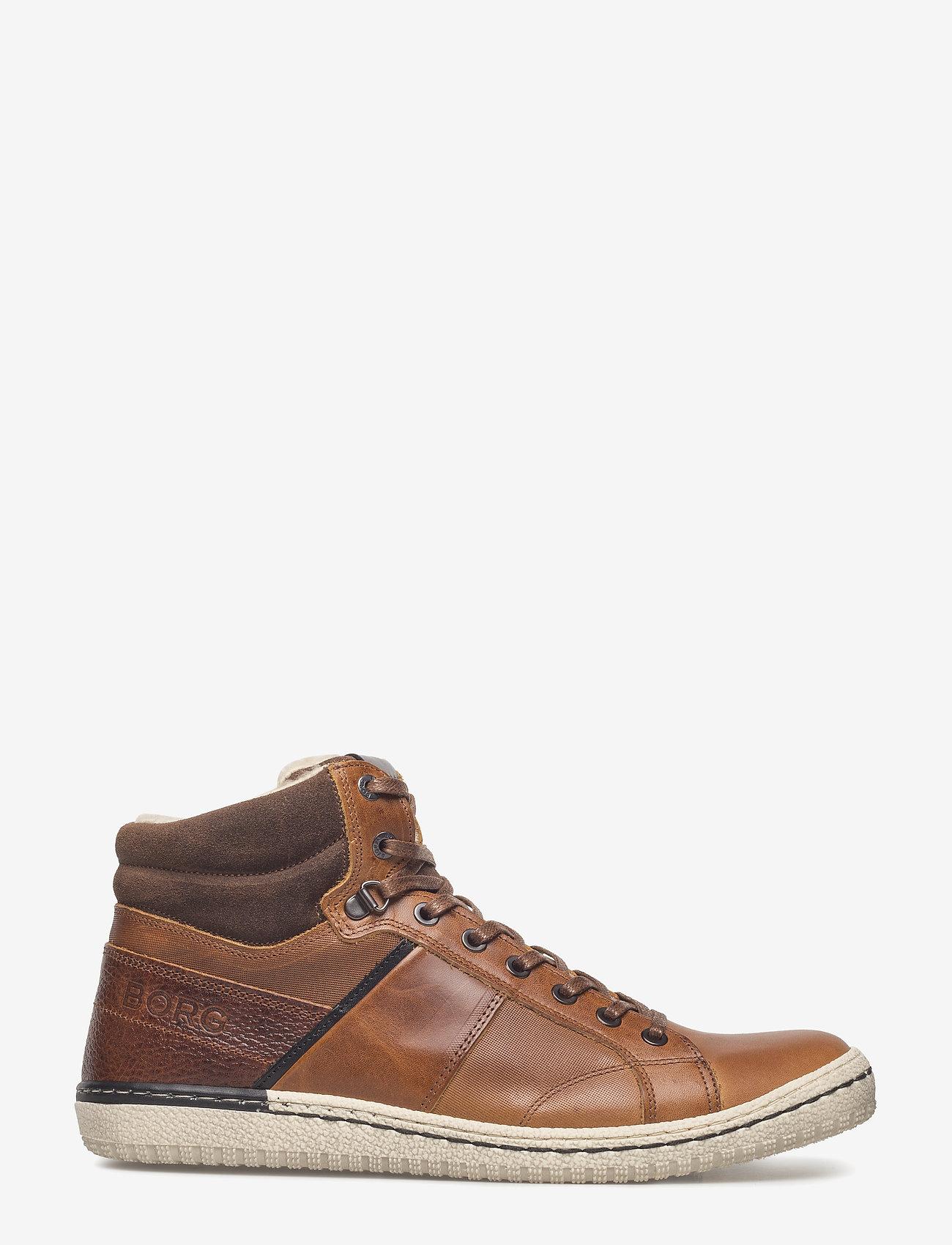 Björn Borg - ALVIN MID M - winter boots - tan - 1