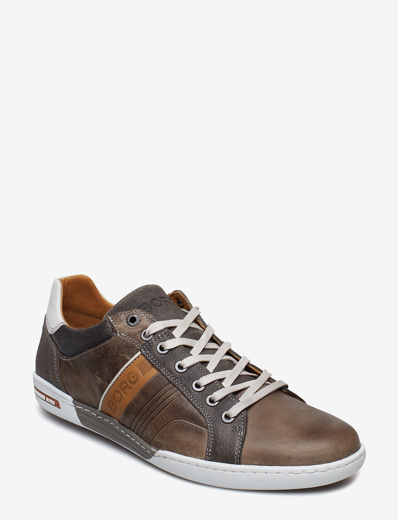 Björn Borg - Coltrane Nu Vega M - laag sneakers - grey - 0