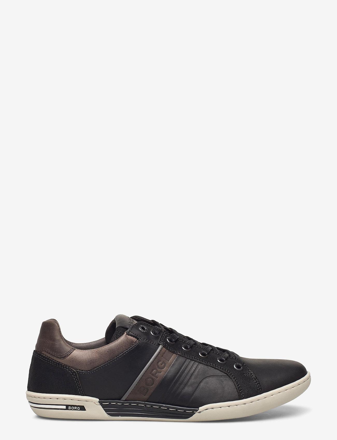 Björn Borg - COLTRANE NU LUX M - laag sneakers - black - 1