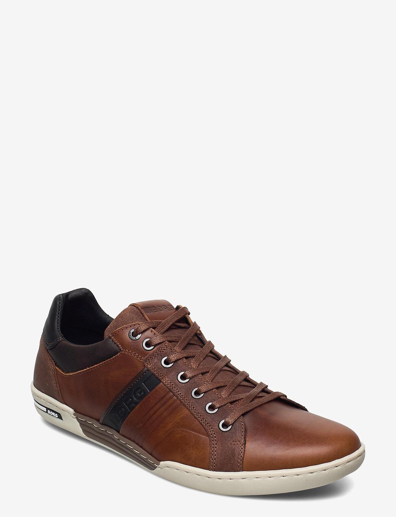 Björn Borg - COLTRANE NU LUX M - laag sneakers - tan - 0