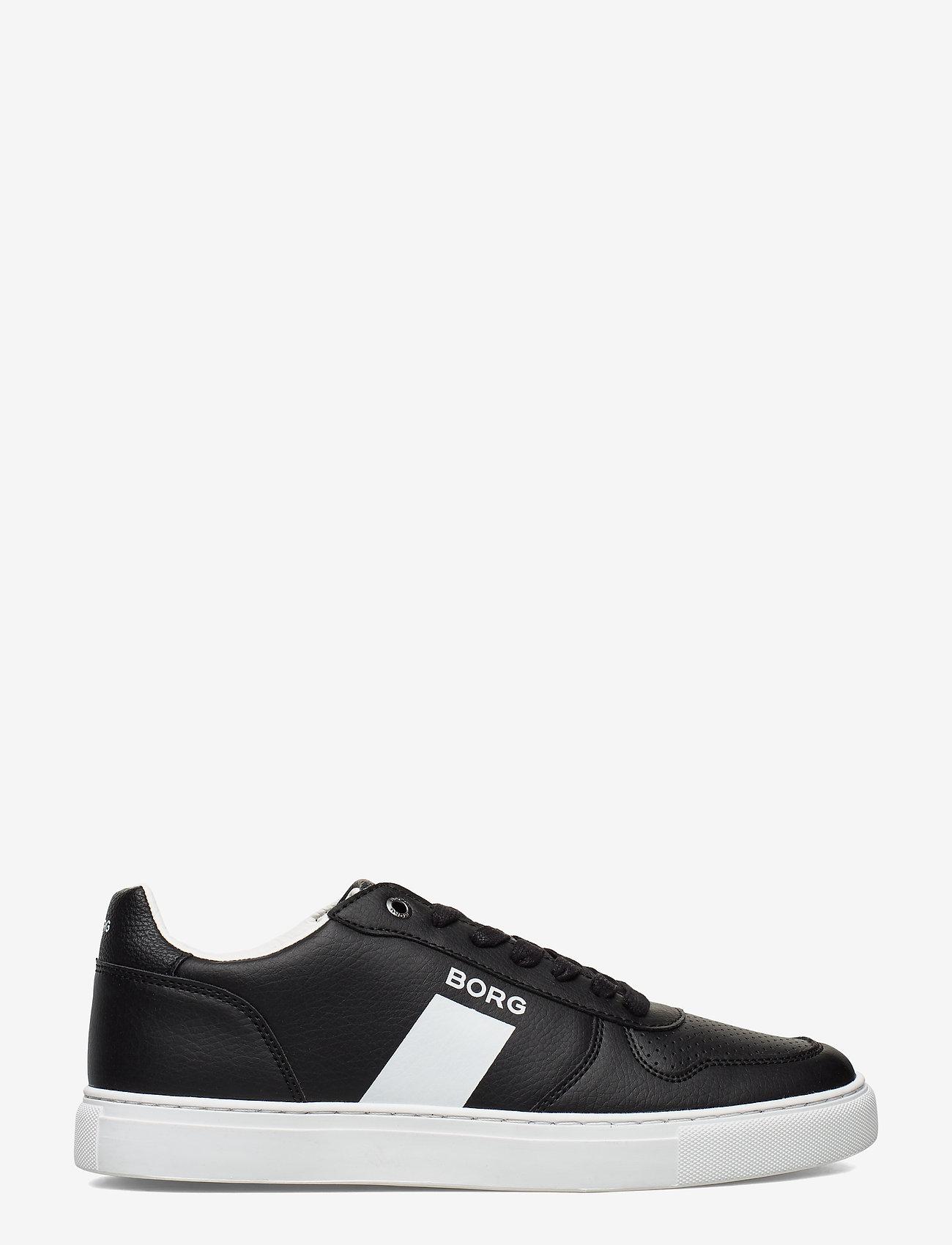 Björn Borg - T220 LOW TMP M - laag sneakers - black-white - 1