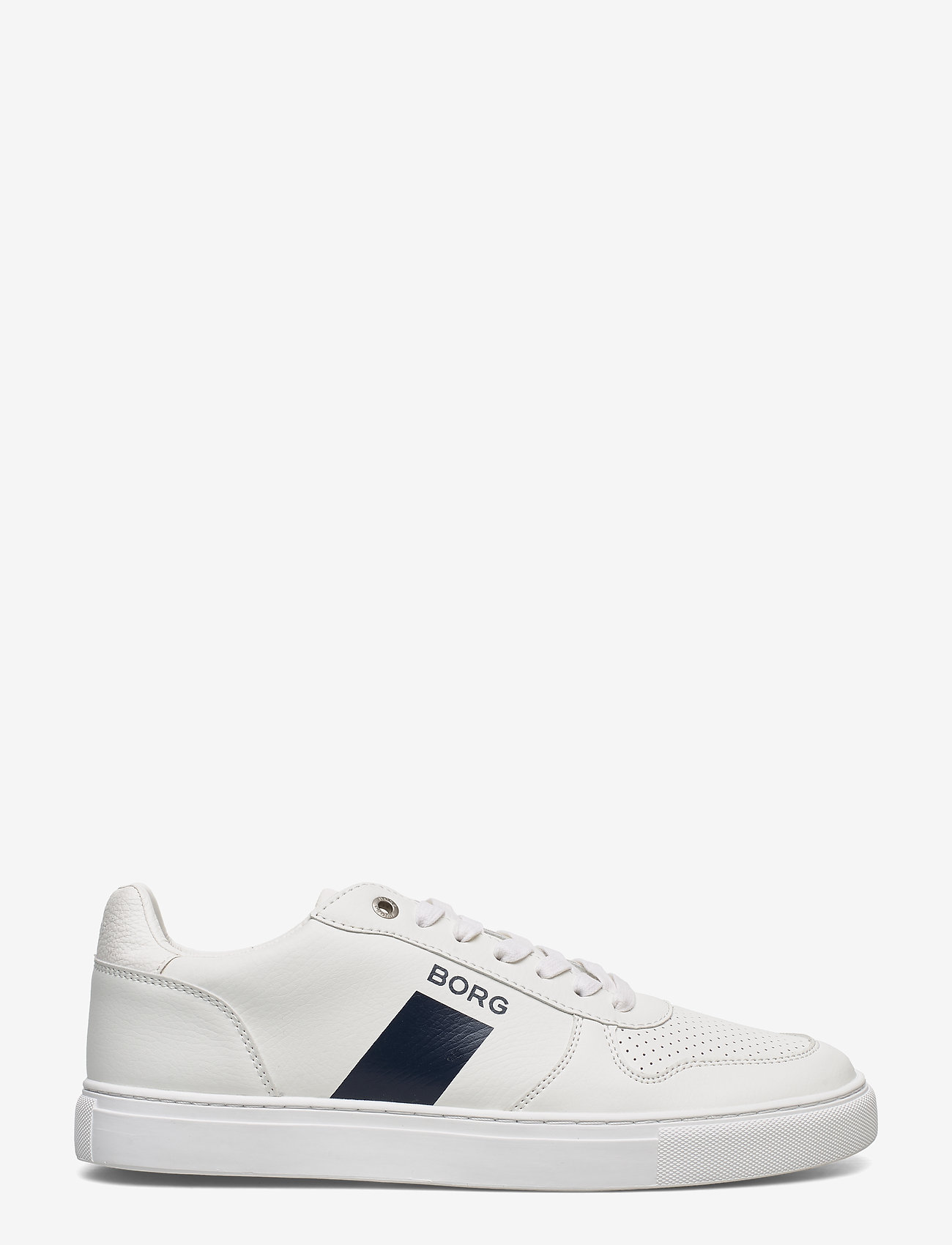 Björn Borg - T220 LOW TMP M - laag sneakers - white-navy - 1