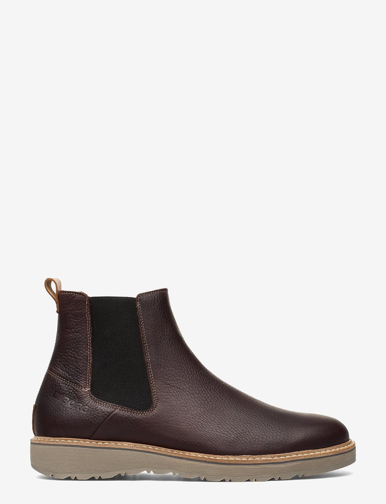 Björn Borg - RUMEN CHS TMB M - chelsea boots - dark brown - 1