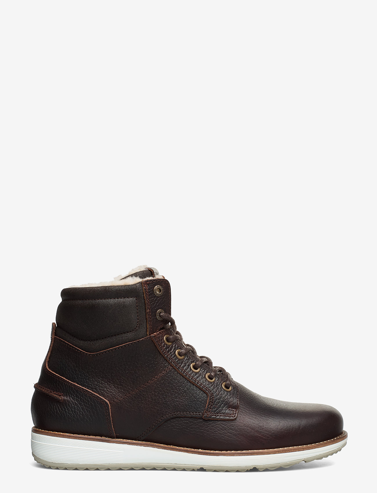 Björn Borg - SUNDAL HGH TMB M - winter boots - dark brown - 1