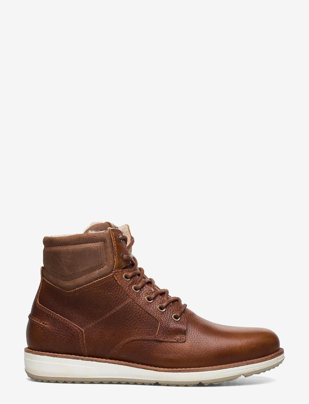 Björn Borg - SUNDAL HGH TMB M - winter boots - tan - 1