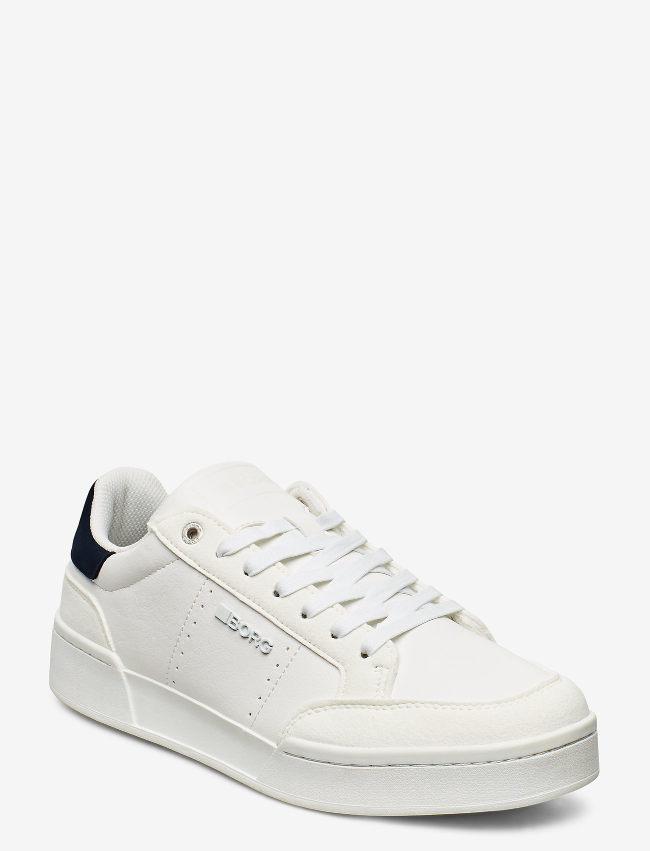Björn Borg - T1316 SPT M - laag sneakers - white-navy - 0