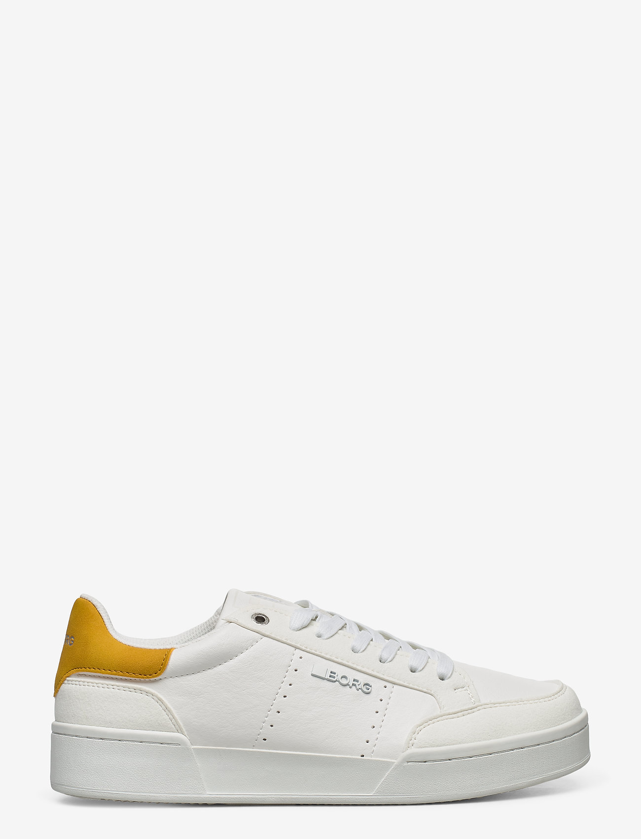Björn Borg - T1316 SPT M - laag sneakers - white-yellow - 1