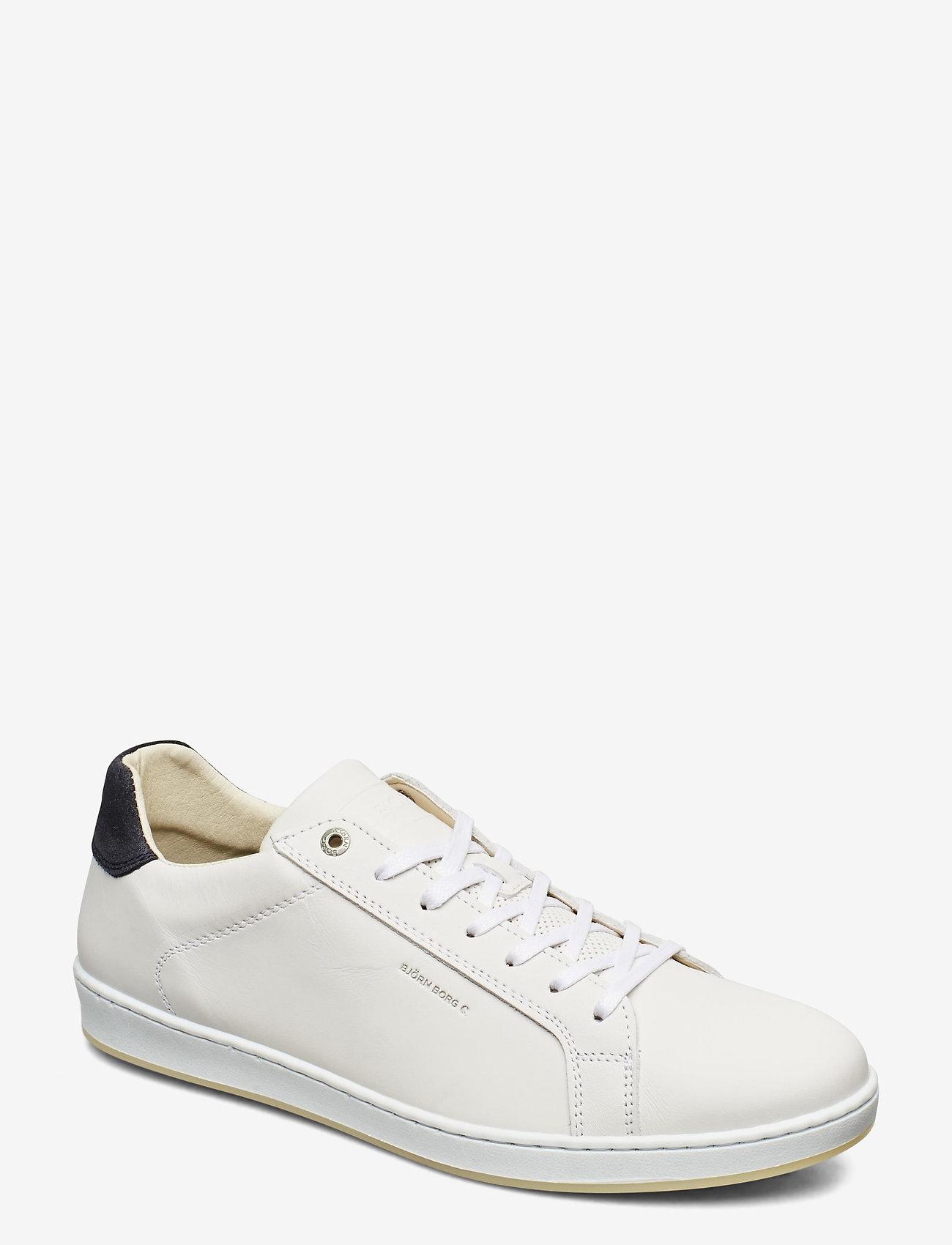 Björn Borg - TOBIE BSC M - laag sneakers - white - 0