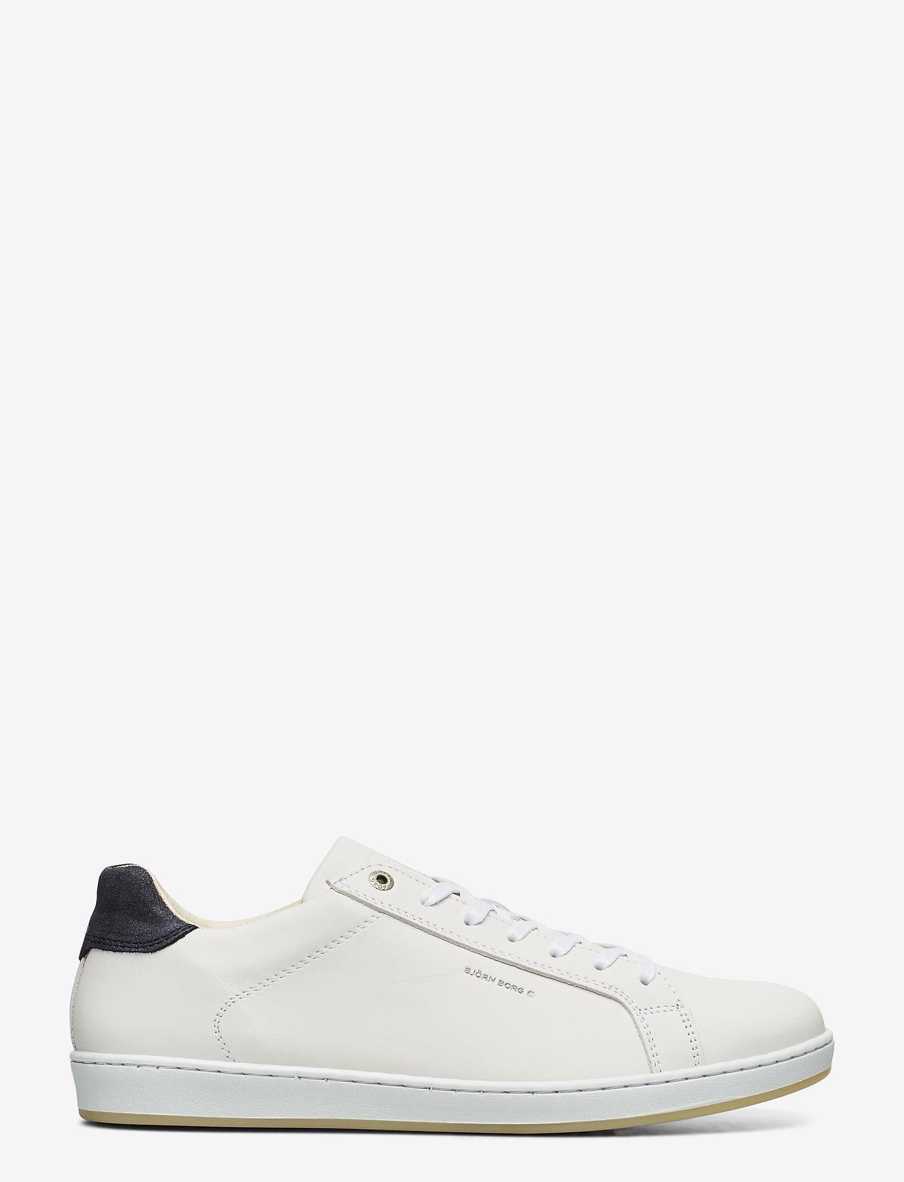 Björn Borg - TOBIE BSC M - laag sneakers - white - 1