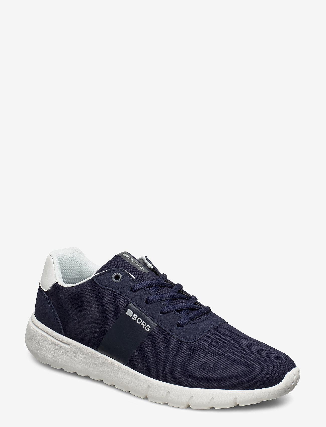 Björn Borg - R1060 CVS M - laag sneakers - navy - 0