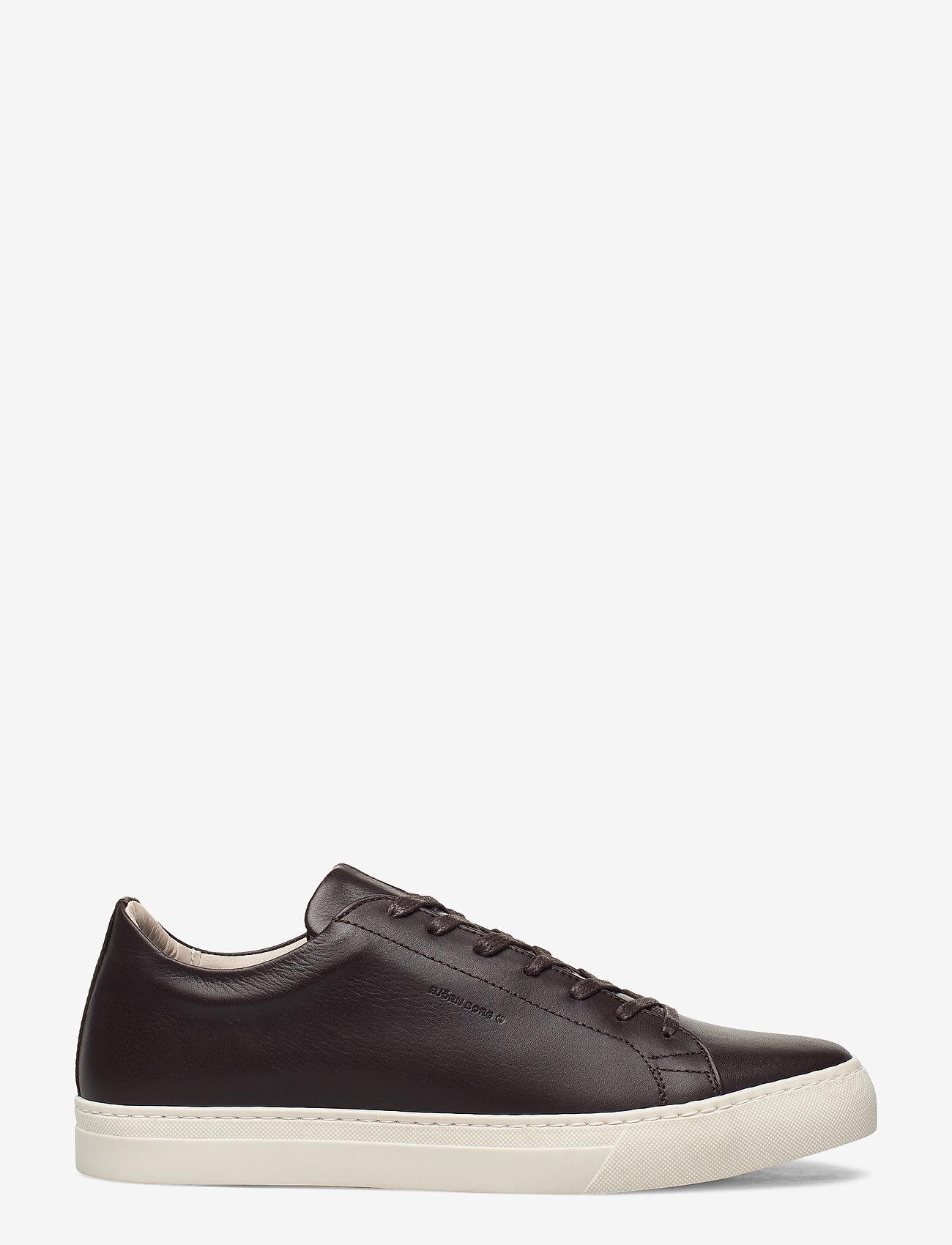 Björn Borg - JORDEN LEA M - laag sneakers - dark brown - 1