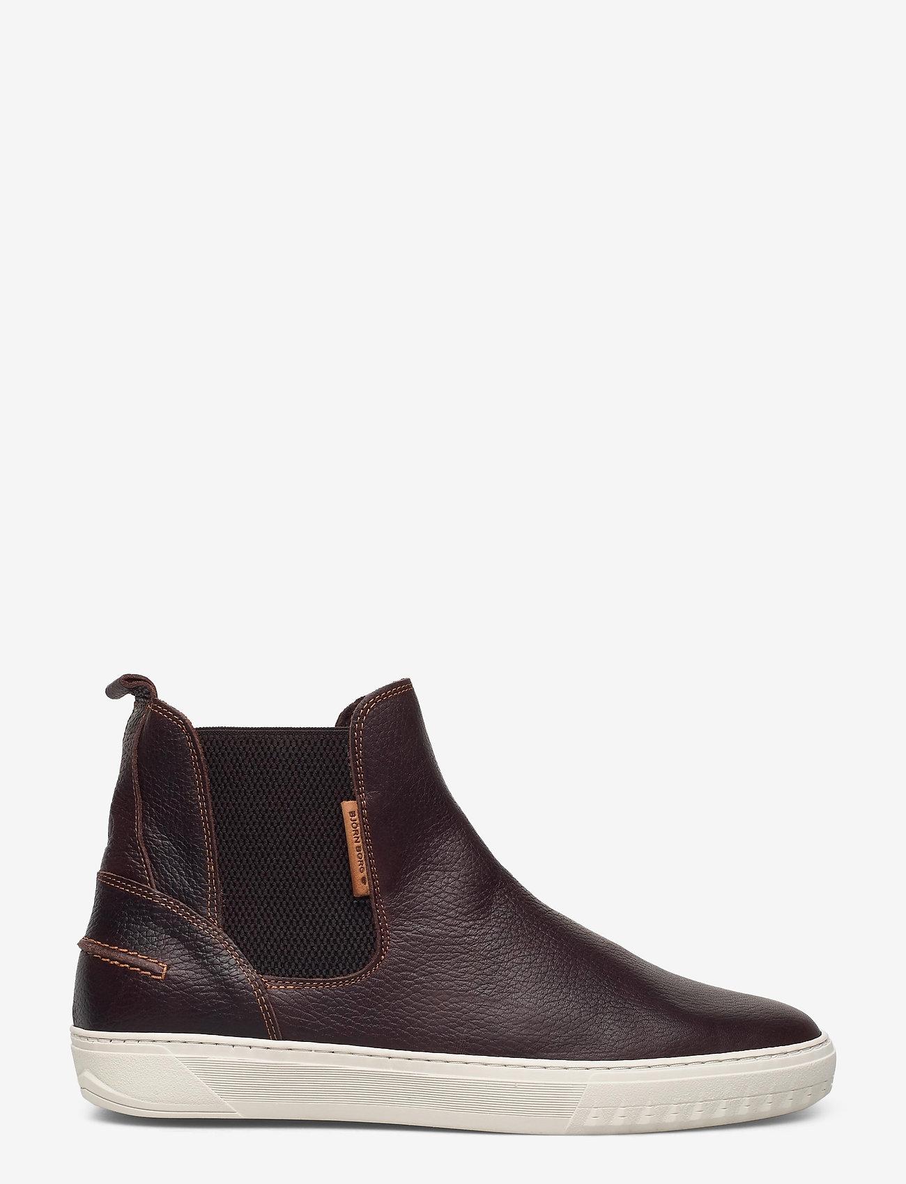 Björn Borg - COLLIN CHS M - chelsea boots - dark brown - 1