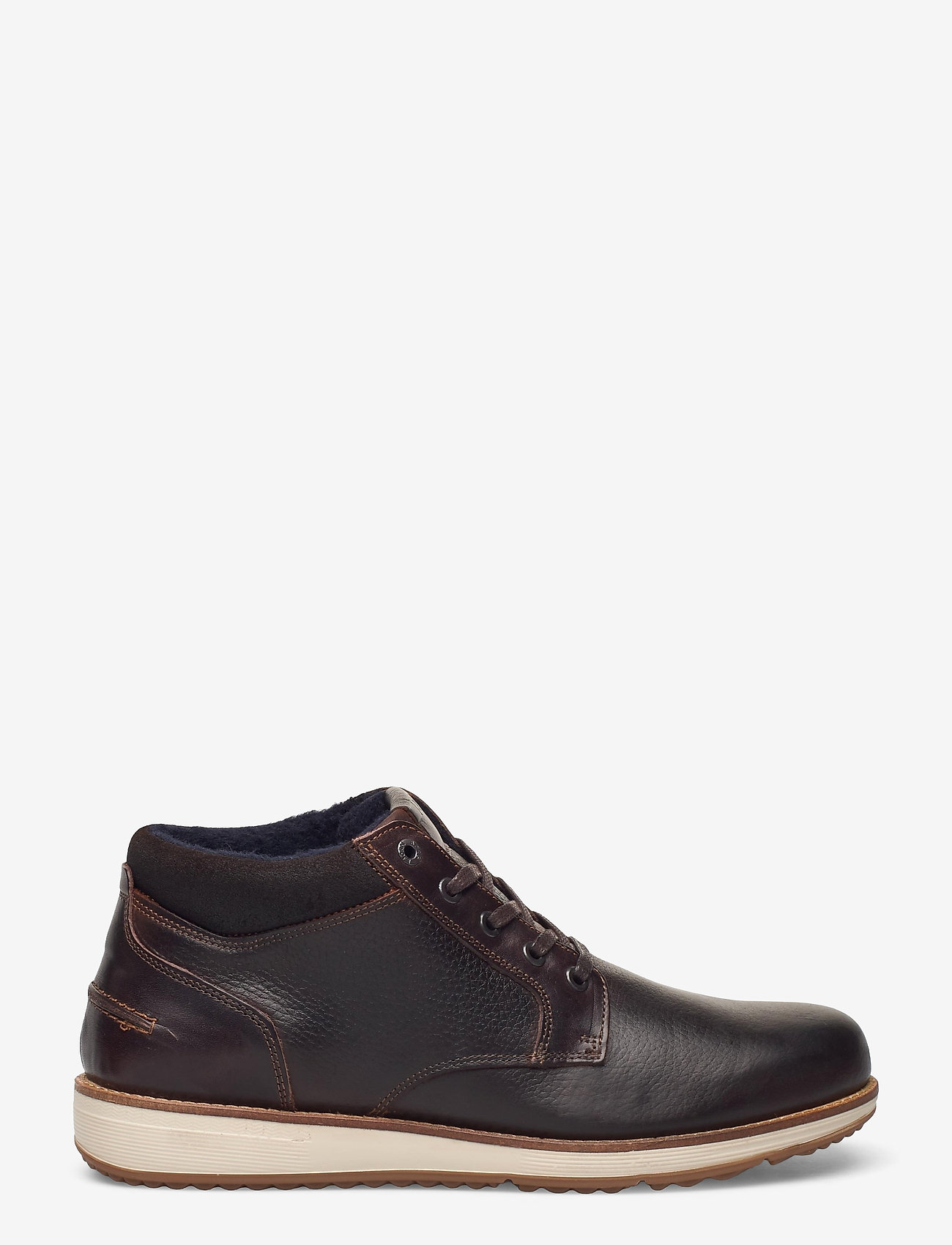 Björn Borg - SUNDAL MID TMB M - laced boots - dark brown - 1