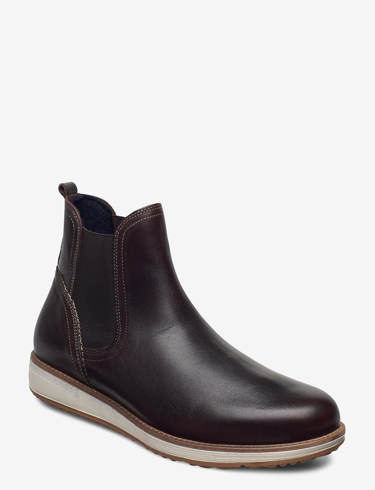 Björn Borg - SUNDAL CHS M - chelsea boots - dark brown - 0