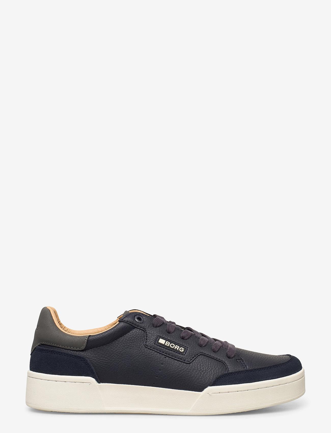 Björn Borg - T1316 SPT TMP M - laag sneakers - navy-grey - 1