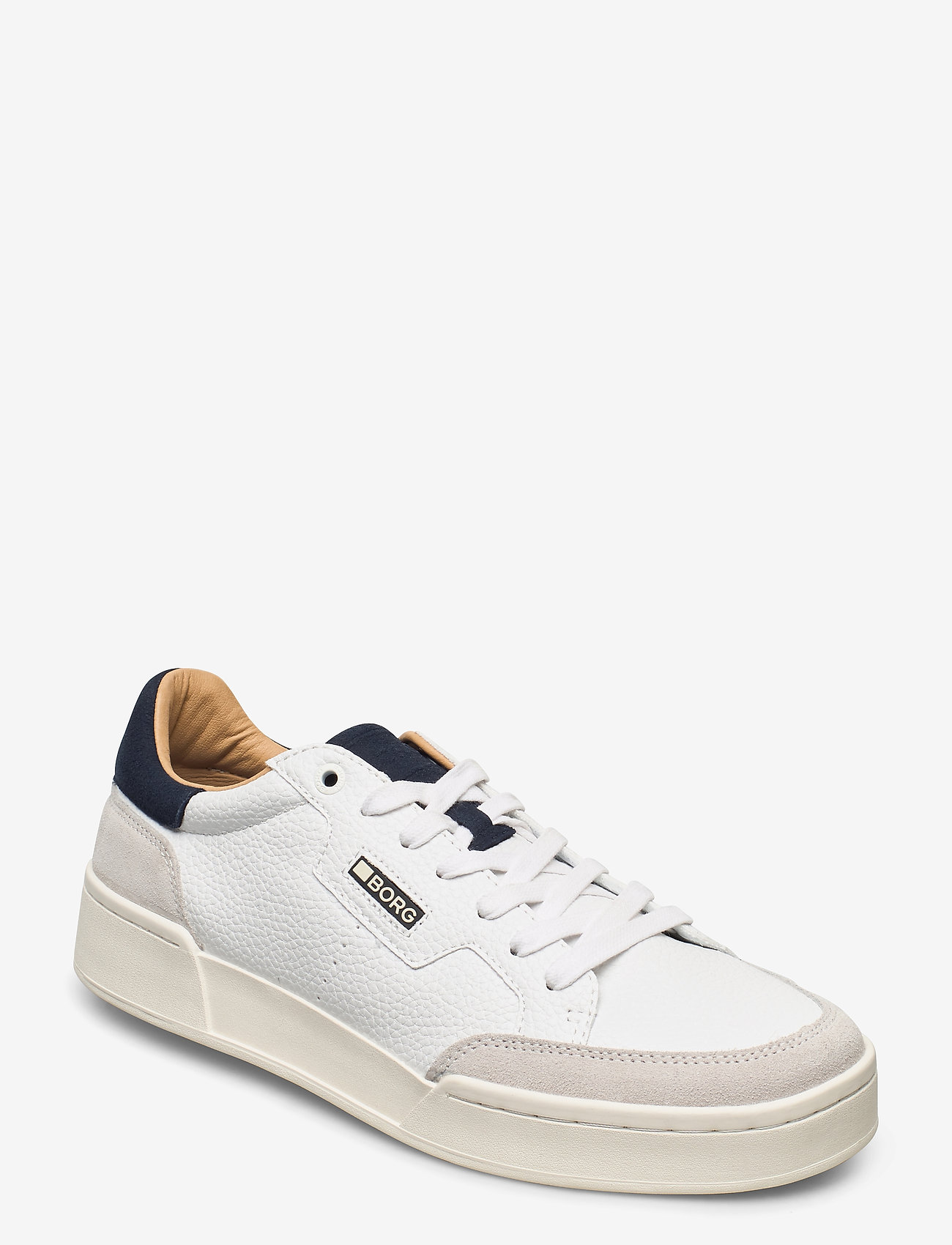 Björn Borg - T1316 SPT TMP M - laag sneakers - white-navy - 0