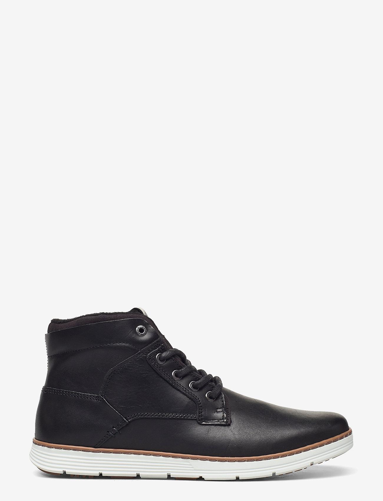 Björn Borg - BAX MID M - hoog sneakers - black - 1
