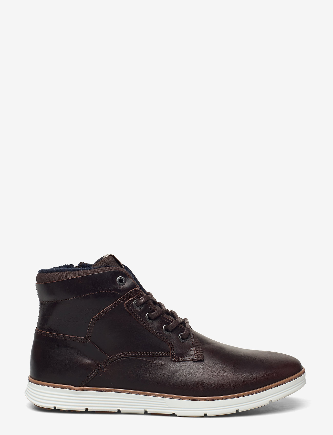 Björn Borg - BAX MID M - hoog sneakers - dark brown - 1