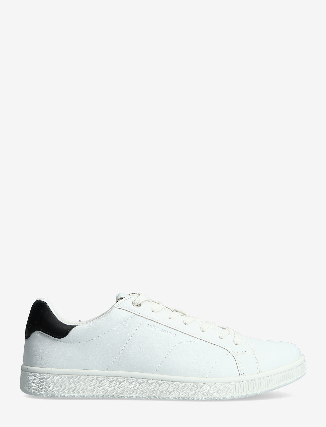 Björn Borg - T305 CLS BTM M - laag sneakers - white/navy - 1