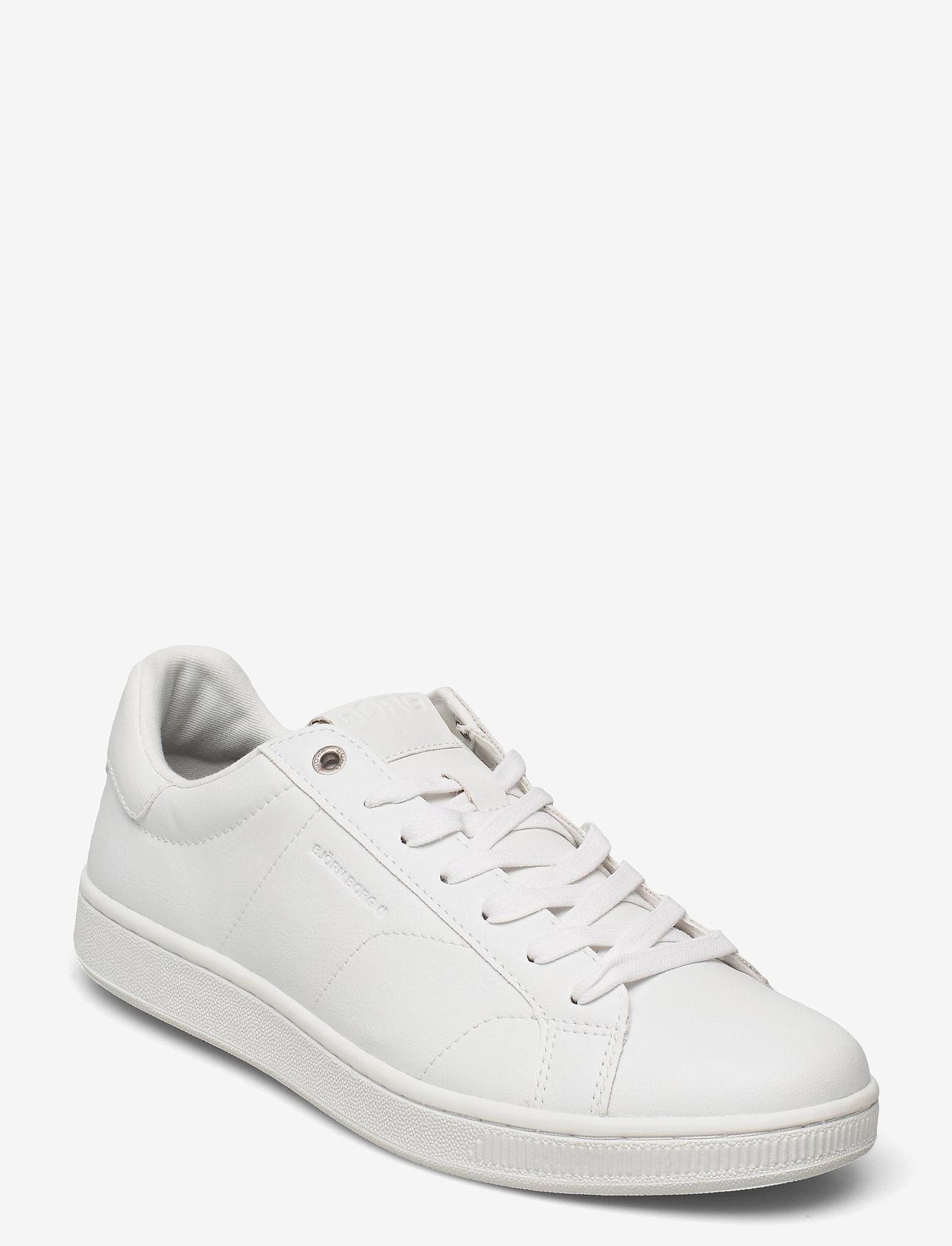 Björn Borg - T305 CLS BTM M - laag sneakers - white/white - 0