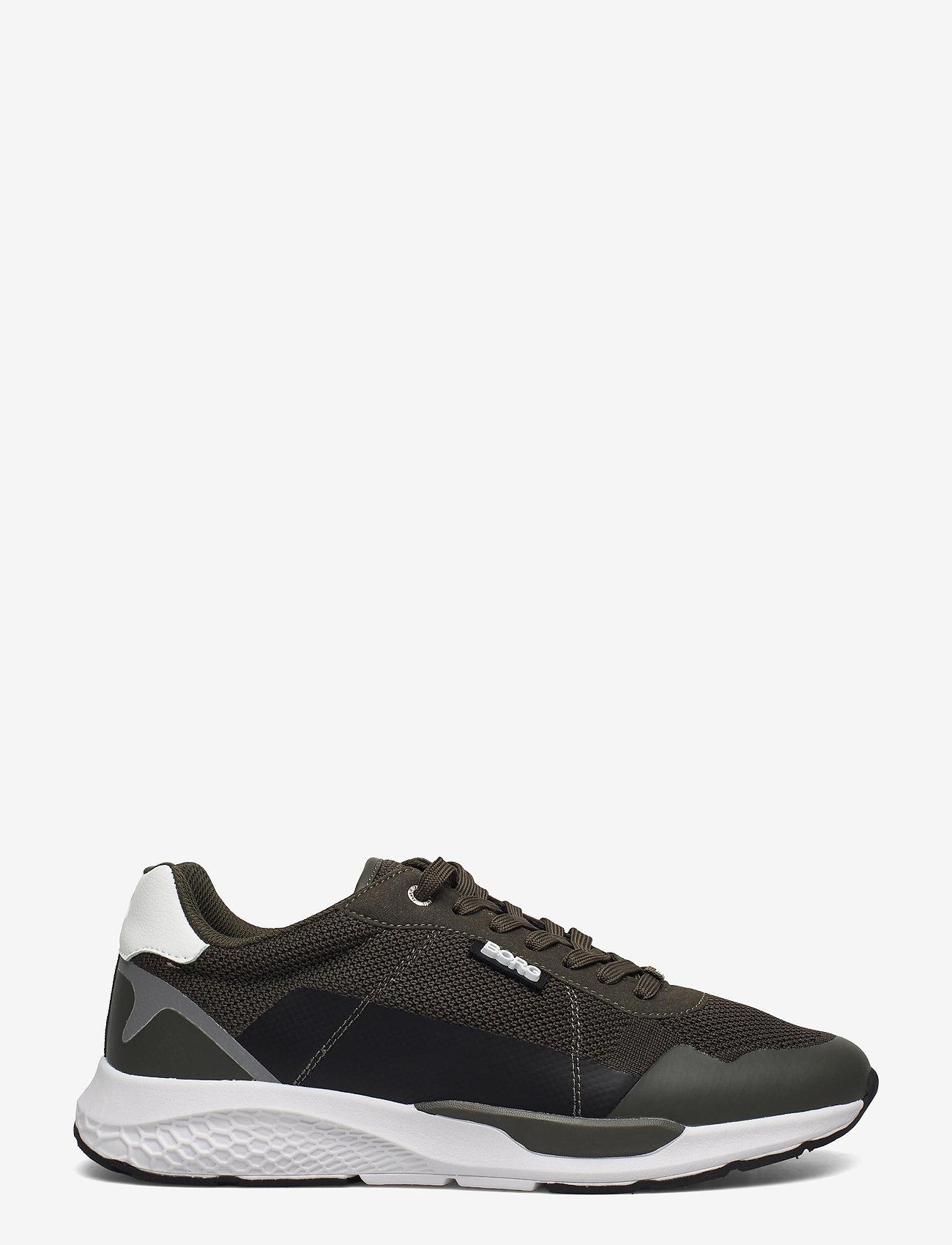 Björn Borg - R1200 LMN M - laag sneakers - olive - 1