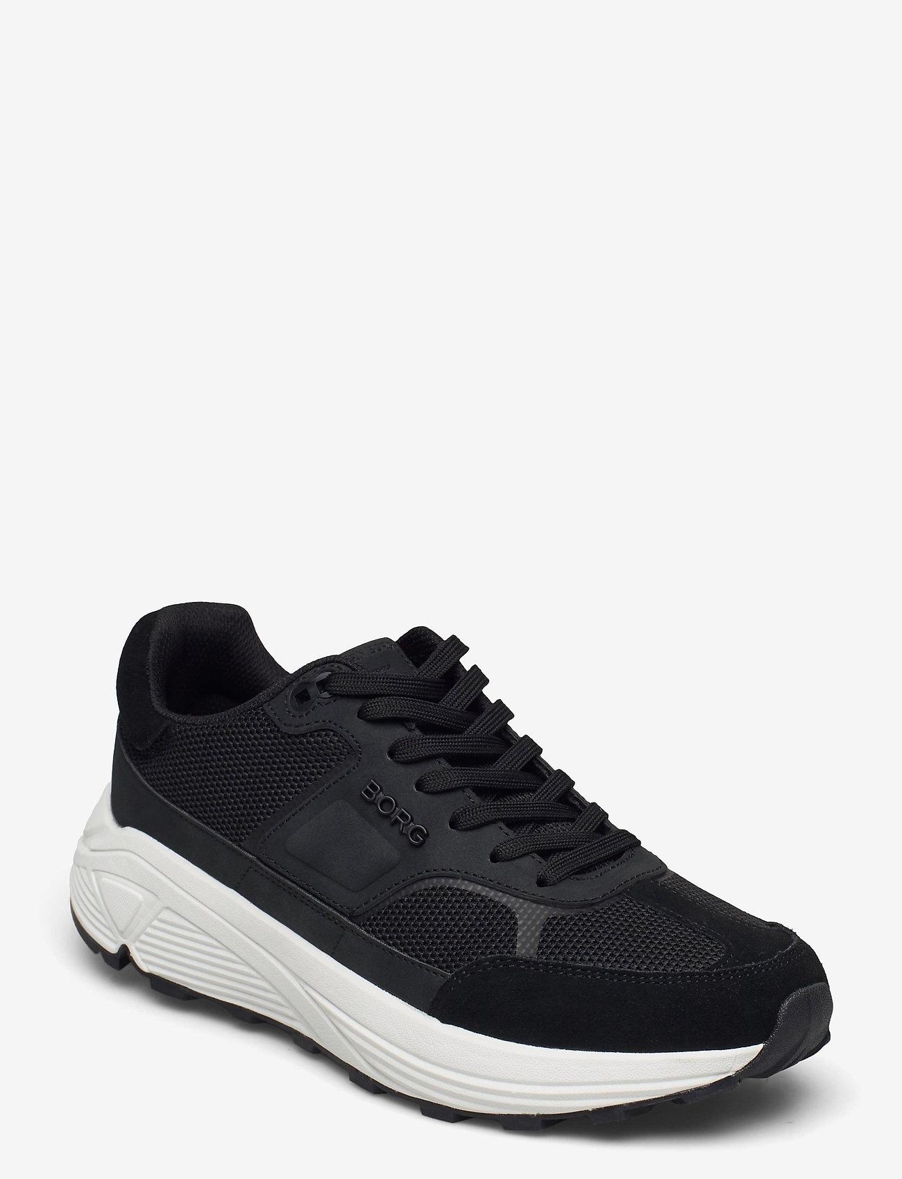 Björn Borg - R1300 MSH M - laag sneakers - black - 0