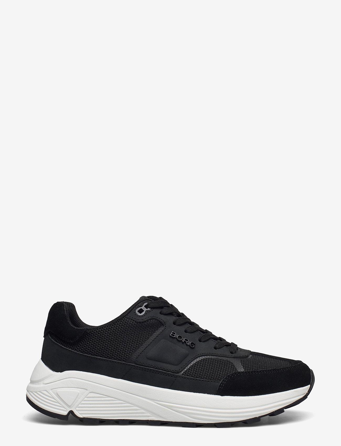 Björn Borg - R1300 MSH M - laag sneakers - black - 1