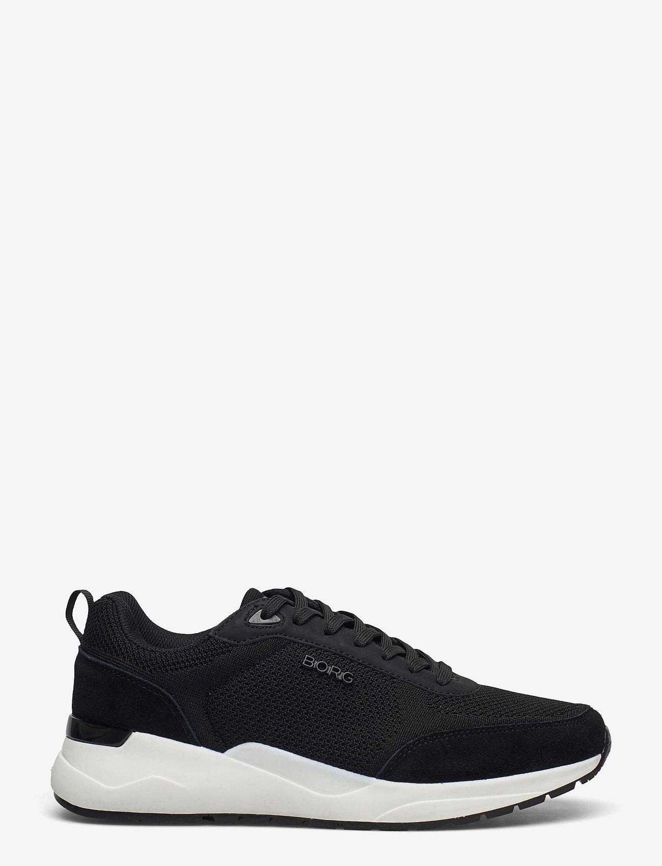 Björn Borg - R1900 KNT M - laag sneakers - black - 1